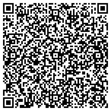 QR-код с контактной информацией организации Садовый Мир