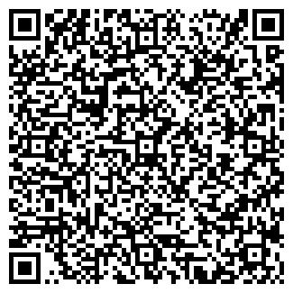 QR-код с контактной информацией организации Pig & Grill