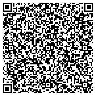 QR-код с контактной информацией организации Ткани. Швейные машины