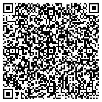 QR-код с контактной информацией организации ДЕТСКИЙ САД № 747