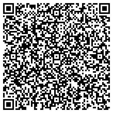 QR-код с контактной информацией организации ИВУШКА, ДЕТСКИЙ САД № 1673