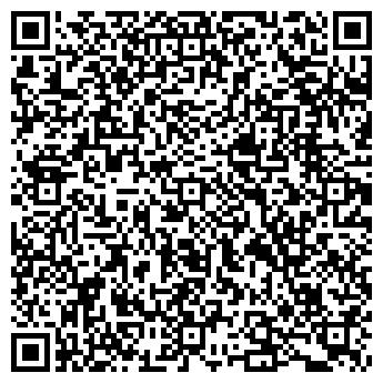 QR-код с контактной информацией организации ООО АБААТ