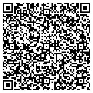 QR-код с контактной информацией организации ООО ЛИВА