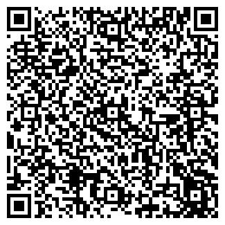 QR-код с контактной информацией организации ДАЛИ