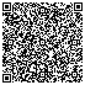 QR-код с контактной информацией организации ЛЯ ВИЗАЖ