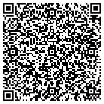 QR-код с контактной информацией организации БЭБИ-КЛУБ