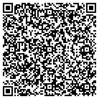 QR-код с контактной информацией организации ПОЗИТИФФ