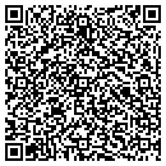 QR-код с контактной информацией организации ООО АЛИНА