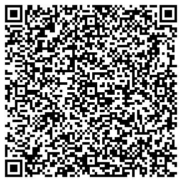 QR-код с контактной информацией организации ЗАО ФОРУС Банк