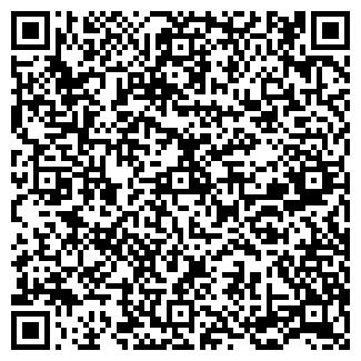 QR-код с контактной информацией организации ООО ЧОП ПОЛЮС-К