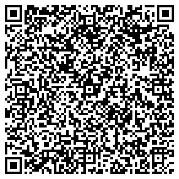 QR-код с контактной информацией организации ЗА КАЛУЖСКОЙ ЗАСТАВОЙ