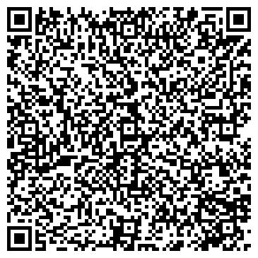QR-код с контактной информацией организации ПОГОДА В ДОМЕ