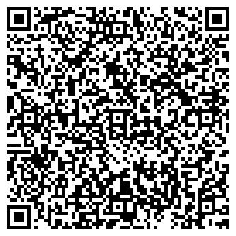 QR-код с контактной информацией организации ДВЕРИ И ПАРКЕТ