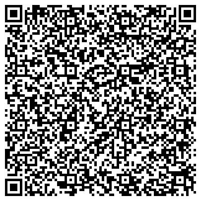QR-код с контактной информацией организации Управление пенсионного фонда РФ в Карасунском внутригородском округе г. Краснодара