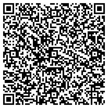 QR-код с контактной информацией организации ООО Бридж телеком, интернет-провайдер