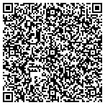 QR-код с контактной информацией организации ПОЛИКЛИНИКА № 1 РАН