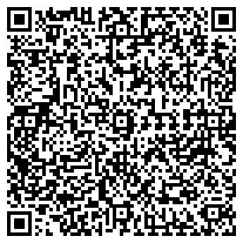 QR-код с контактной информацией организации Заозерная, библиотека