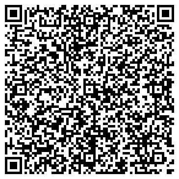 QR-код с контактной информацией организации Культура Омска, библиотечный центр
