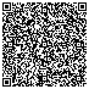 QR-код с контактной информацией организации Книжная галактика, детская библиотека