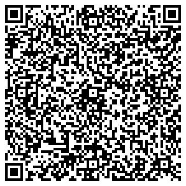 QR-код с контактной информацией организации Детская библиотека им. Лизы Чайкиной