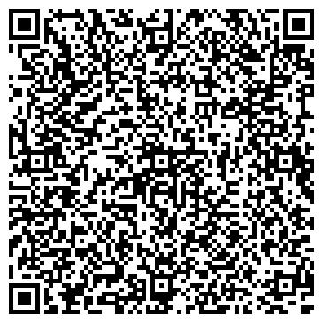 QR-код с контактной информацией организации Детская библиотека им. А.П. Гайдара