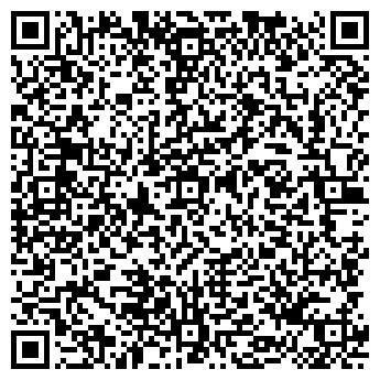 QR-код с контактной информацией организации BLACKBERRY
