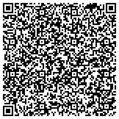 QR-код с контактной информацией организации Ажур-мебель