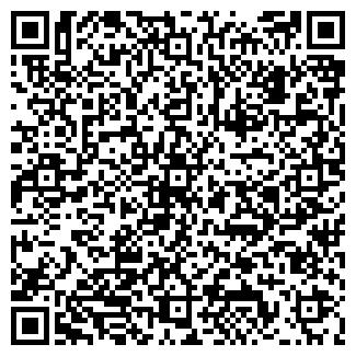 QR-код с контактной информацией организации АЗС Альфа-Петрол