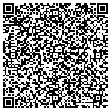 QR-код с контактной информацией организации Кауффман