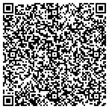 QR-код с контактной информацией организации НОУ ЦЕНТР «ПСИХОЛОГИЯ ДЛЯ ВСЕХ»