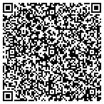 QR-код с контактной информацией организации АЛЬБА ТУР СЕРВИС