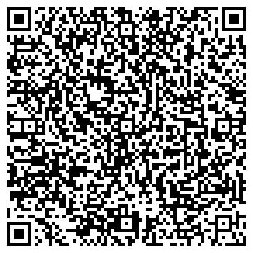 QR-код с контактной информацией организации КОНТУР ЭКСТЕРН