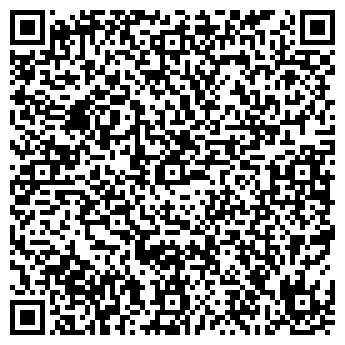QR-код с контактной информацией организации Планета здоровья
