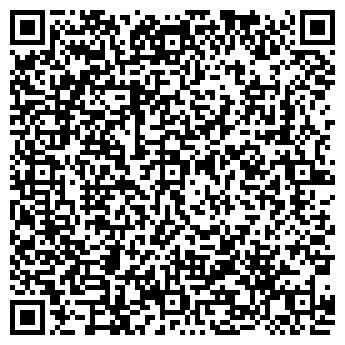 QR-код с контактной информацией организации КИПРИТ-ТУР