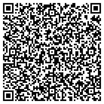 QR-код с контактной информацией организации КЭНДЛ-СЕРВИС