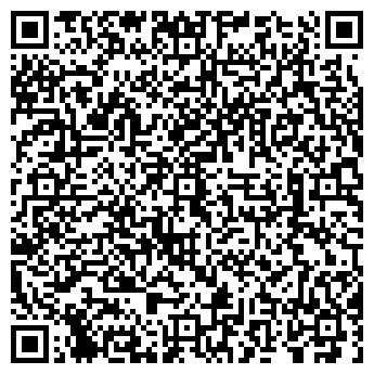 QR-код с контактной информацией организации ЛОТОС ТУР
