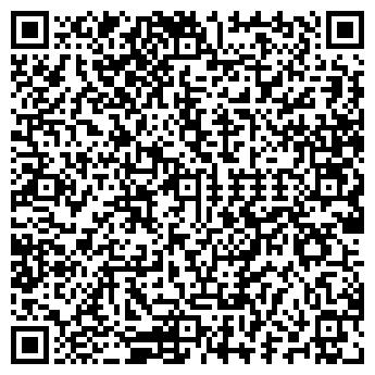 QR-код с контактной информацией организации АННА МОНС