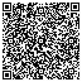 QR-код с контактной информацией организации ЛЕНТУР