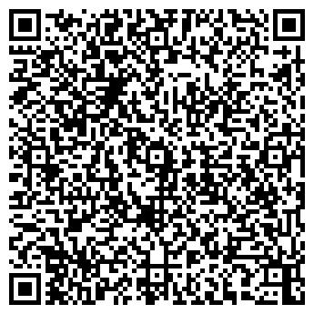 QR-код с контактной информацией организации Бордо