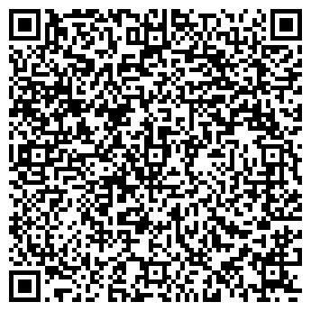 QR-код с контактной информацией организации Hippo
