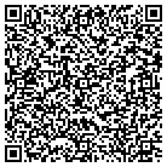 QR-код с контактной информацией организации Янтарь+