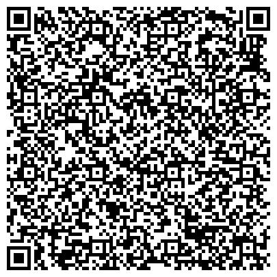 QR-код с контактной информацией организации Колледж права и социальной безопасности