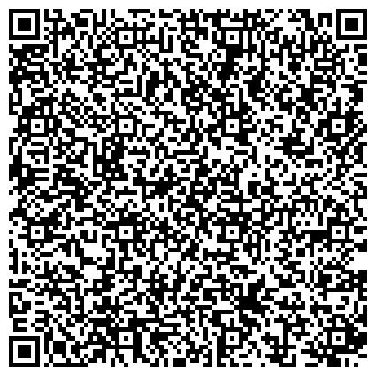 QR-код с контактной информацией организации Авенир