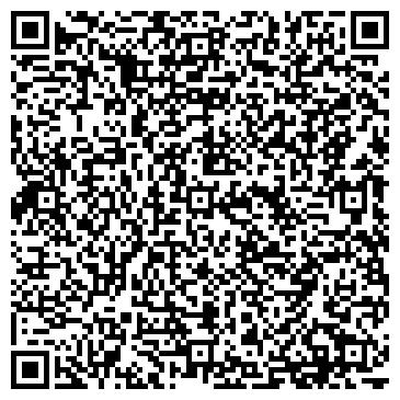 QR-код с контактной информацией организации PingPong
