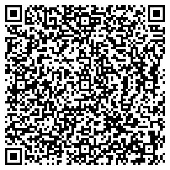 QR-код с контактной информацией организации Свободный Театр