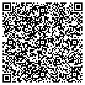 QR-код с контактной информацией организации КЛУБ