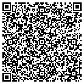 QR-код с контактной информацией организации Маневр