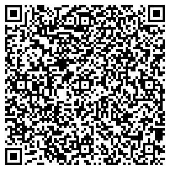 QR-код с контактной информацией организации САХАР