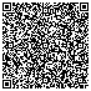 QR-код с контактной информацией организации Все для ванной