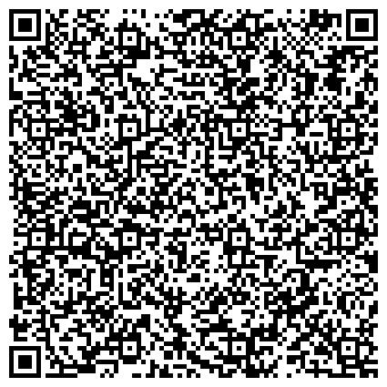 """QR-код с контактной информацией организации """"Институт биологических проблем криолитозоны"""" Сибирского отделения РАН"""